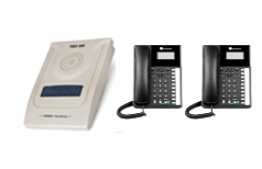 2 XL220 Business Telephones