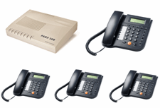 Orchid 308 Small Business Telephone System