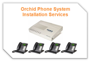 Installation of Orchid telephone systems- telcat.co.uk