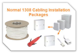 Telephone Cabling services/packages- telcat.co.uk