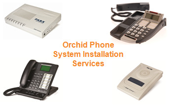Orchid Phone Systems Package Installs