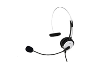 Orchid Monaural Headset