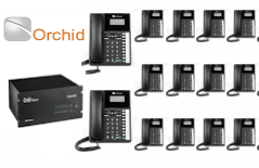 14 XL220 Business Telephones