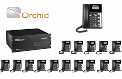 16 DX900 Business Telephones
