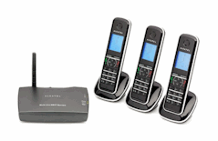 3 Line Wireless Telephone System