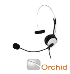 Orchid Monaural Headset Compatible with Orchid Telephone Systems