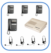Orchid 416 Business Telephone System 4 Lines- New 2013 Deals